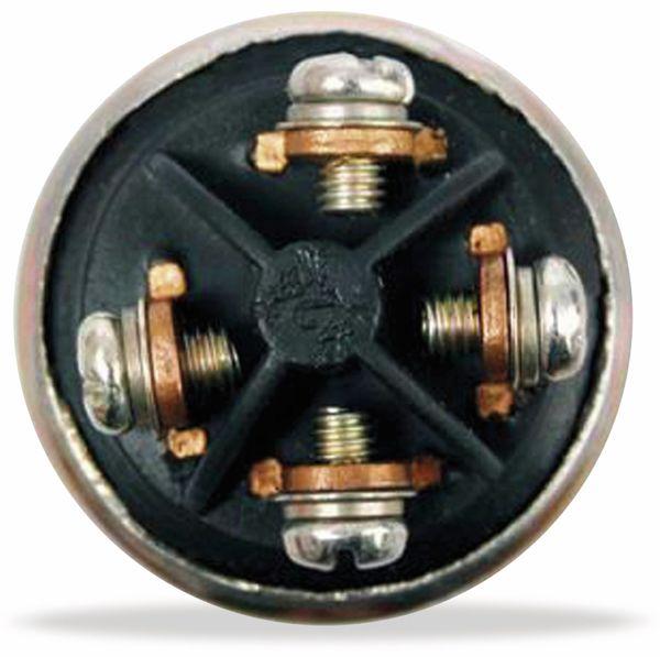 Zündschloss-Schlüsselschalter mit 2 Schlüsseln, 4 Positionen - Produktbild 2