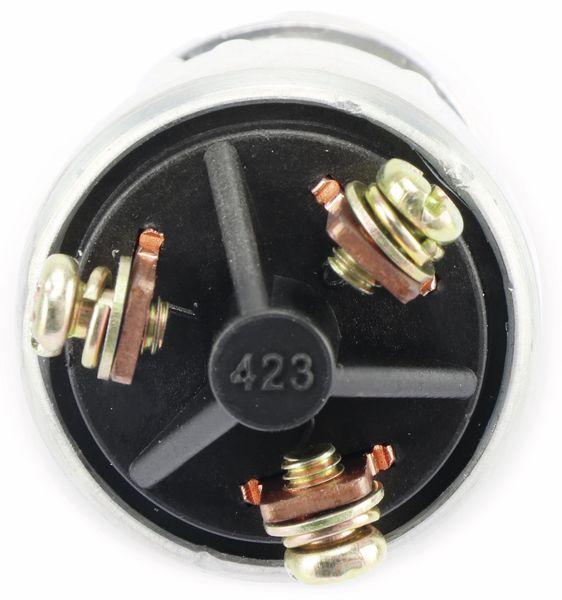 Zündschloss-Schlüsselschalter mit 2 Schlüsseln, 3 Postionen - Produktbild 3