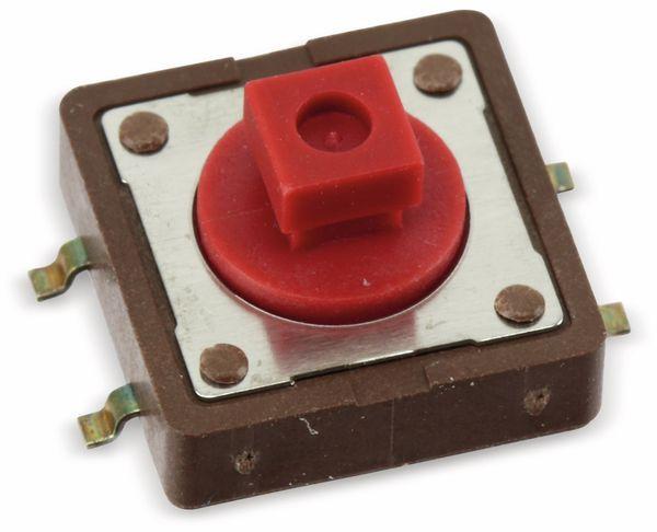 Mikro-Eingabetaster DIPTRONICS DTSM-24R-V, SMD - Produktbild 1