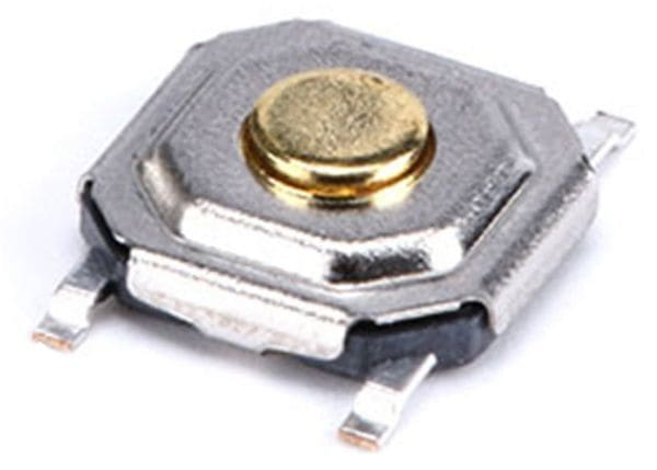 SMD Miniatur-Eingabetaster, 5x5x1,6 mm