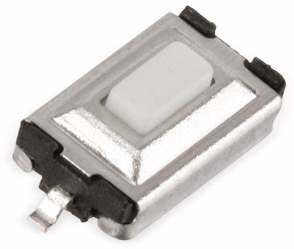 SMD Miniatur-Eingabetaster, 6,1x3,7x2,5 mm - Produktbild 1
