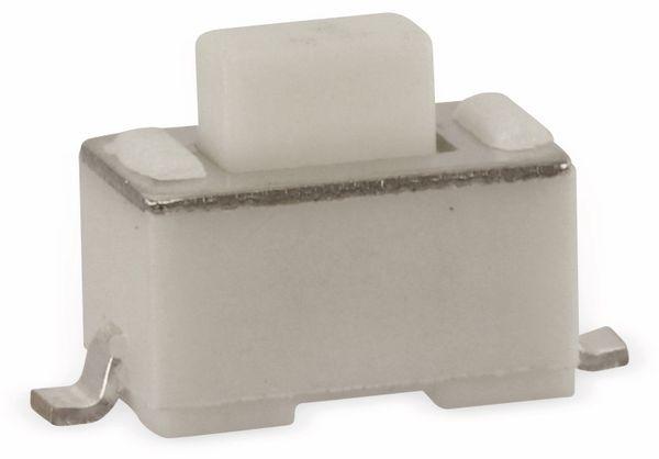 SMD Miniatur-Eingabetaster, 6x3,5x5 mm - Produktbild 1