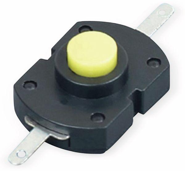 Miniatur-Druckschalter YT-1813-D, 17,6x12,8 mm, Ein/Aus - Produktbild 1