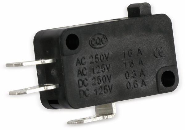 Miniatur-Schnappschalter MS-A, ohne Zusatzbetätiger - Produktbild 2