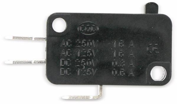 Miniatur-Schnappschalter MS-A, ohne Zusatzbetätiger - Produktbild 3
