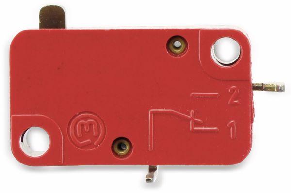 Schnappschalter, MARQUARDT, 1005.4001, 6(2,5)A/250V~, 1 Schließer - Produktbild 1