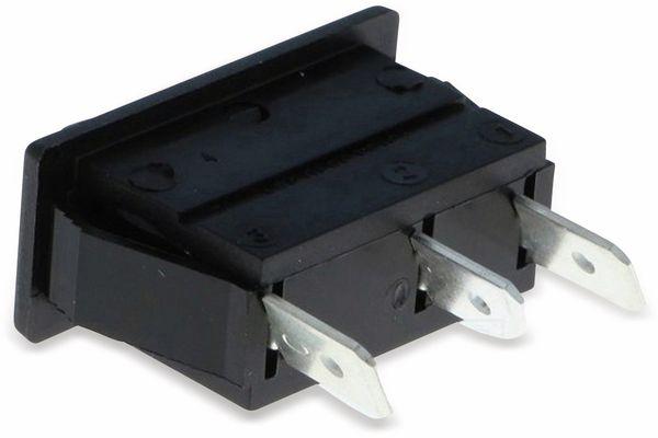Wippenschalter 1-pol., I-0-I, 30x11mm, 16 A/ 250 V - Produktbild 1