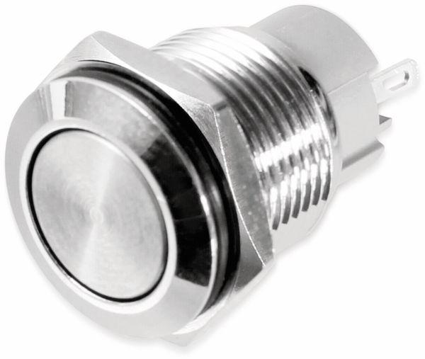 Drucktaster, Ø16 mm, 5 A/48 V