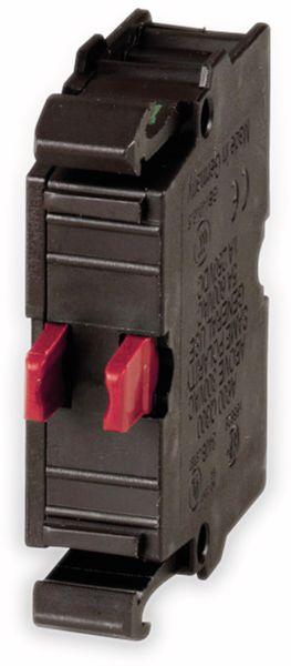 Schalter, EATON, M22-K01, Kontaktelement