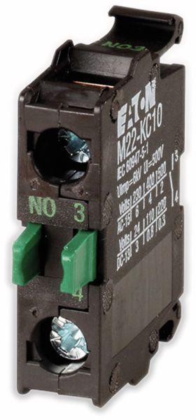 Schalter, EATON, M22-KC10, Kontaktelement