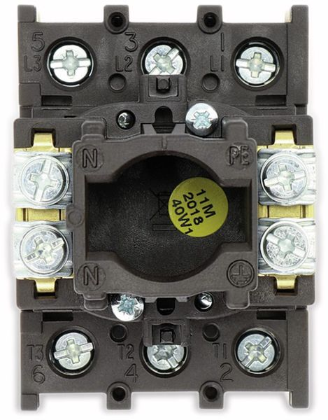 Schalter, EATON, P1-25/EA/SVB, Hauptschalter - Produktbild 6