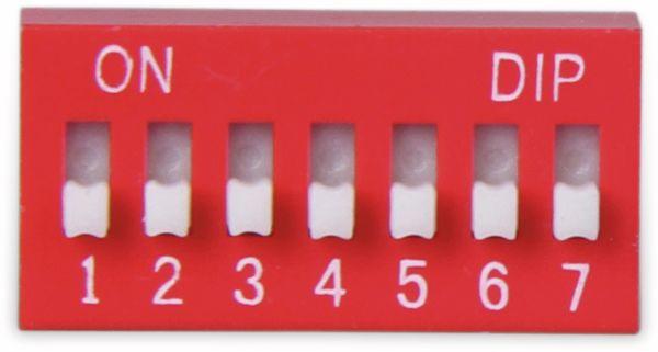 DIP-Schalter, ONPOW, 7 polig