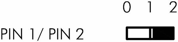 Schlegel, Drucktaster mit Ringbeleuchtung und M12-Anschluss 4-polig; STLRWI_C005 - Produktbild 3
