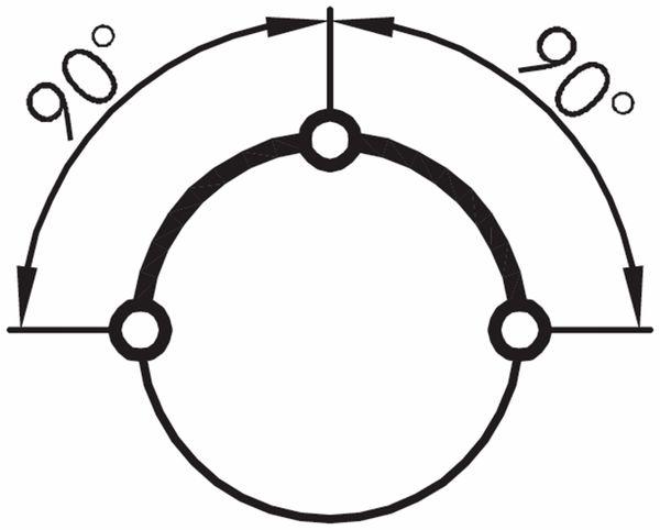 Schlegel, Schlüsseltaster rastend mit M12-Anschluss 4-polig; SVASSA12II_C009 - Produktbild 3