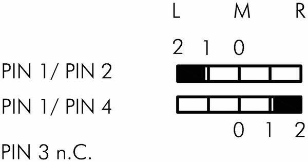 Schlegel, Schlüsseltaster rastend mit M12-Anschluss 4-polig; SVASSA12II_C009 - Produktbild 4