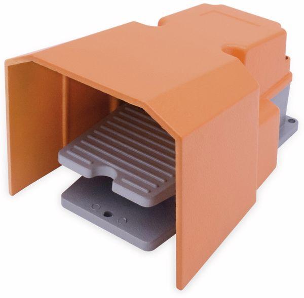 Fußschalter, FSM02, 250VAC/15A