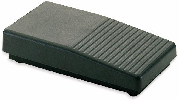 Fußschalter, MARQUARDT, 02410.0501, tastend, 250 V/AC, 6 A, 1 x AUS/(EIN)