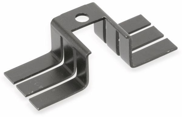 Aluminium-Kühlkörper 271AB, TO-220