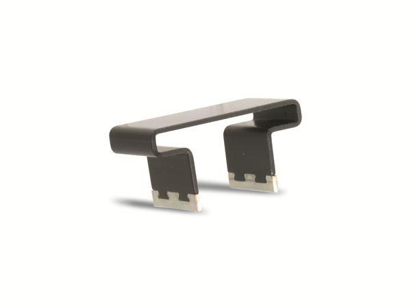 Aluminium-Kühlkörper für Printmontage - Produktbild 1
