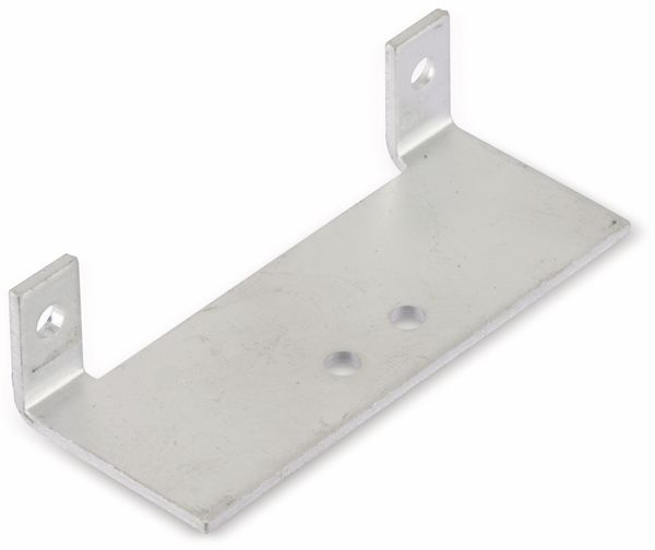 Aluminium-Kühlkörper mit Montagewinkeln - Produktbild 2
