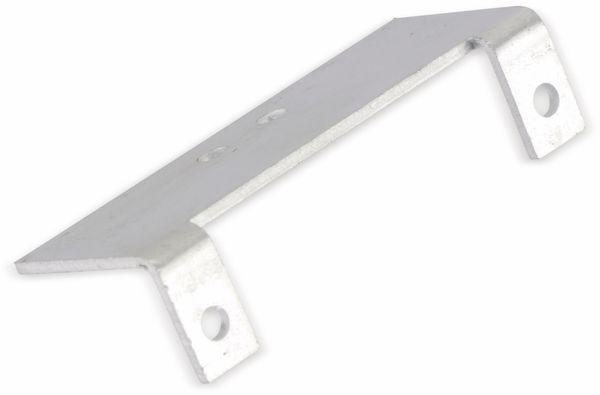 Aluminium-Kühlkörper mit Montagewinkeln - Produktbild 3