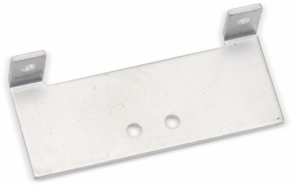 Aluminium-Kühlkörper mit Montagewinkeln - Produktbild 4