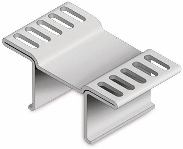 Kühlkörper, Fischer Elektronik, FK 244 13 D PAK, SMD Kühlkörper, blank, Aluminium
