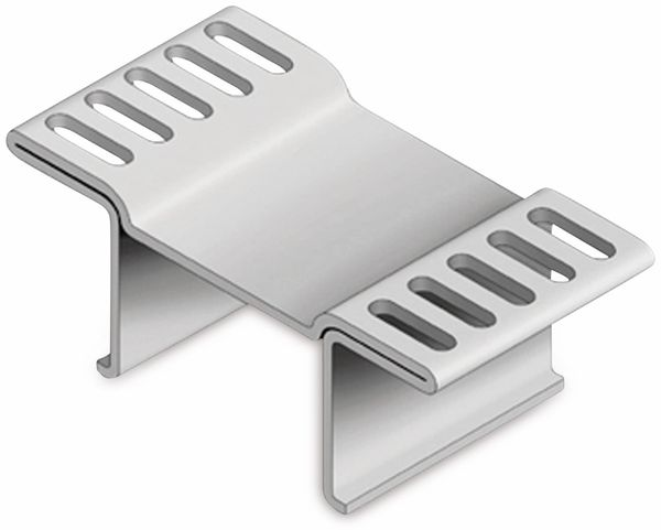 Kühlkörper, Fischer Elektronik, FK 244 13 D2 PAK, SMD Kühlkörper, blank, Aluminium