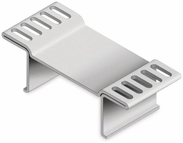 Kühlkörper, Fischer Elektronik, FK 244 13D 3 PAK, SMD Kühlkörper, blank, Aluminium