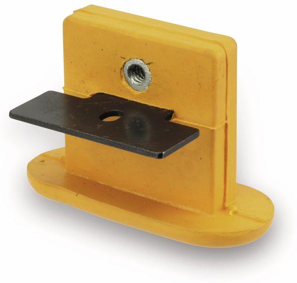 Schwingungsdämpfer, gelb, 1 Stück - Produktbild 1
