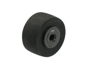 Gummi-Andruckrolle, 13 mm