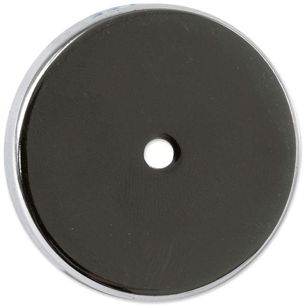 Magnet mit Bohrung, 51x6,5 mm