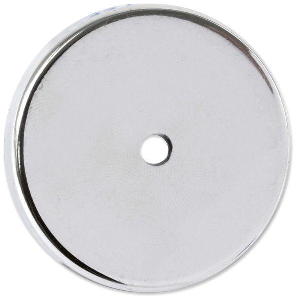 Magnet mit Bohrung, 51x6,5 mm - Produktbild 2