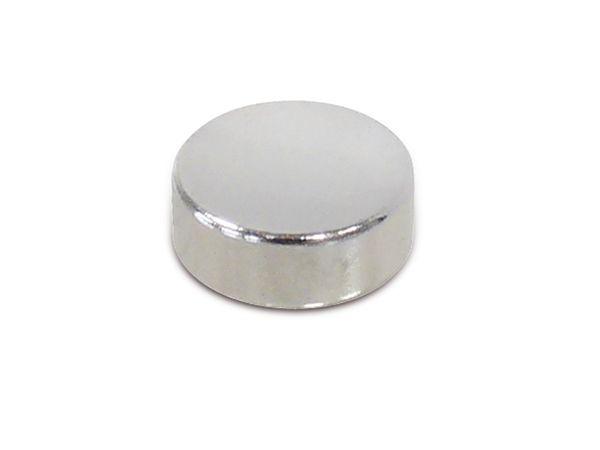 Magnet 8x3 mm, 10 Stück