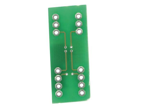 IC-Adapterplatine, SO14/SO14W - Produktbild 2