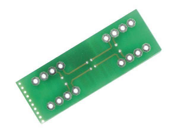 IC-Adapterplatine, SO16/SO16W - Produktbild 2