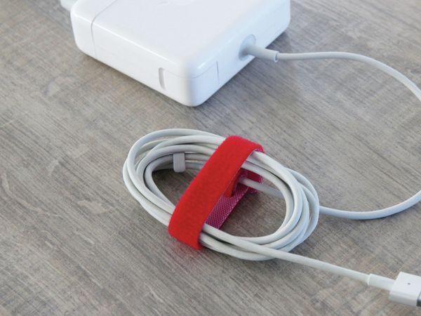 Klett-Kabelbinder LTC BASIC, verschiedene Farben, 10 Stück - Produktbild 6