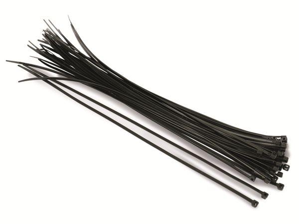 Kabelbinder DAYTOOLS K4.8X400, 100 Stück - Produktbild 1