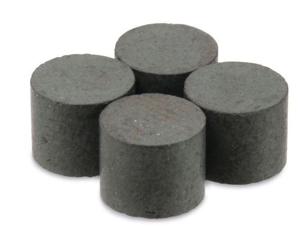 Ferritmagnete, 5x4 mm, 10 Stück - Produktbild 1
