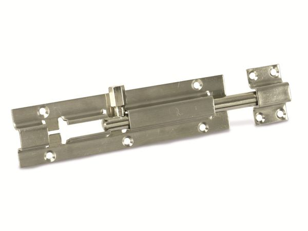 Edelstahl-Riegel, Nirosta, 150 mm