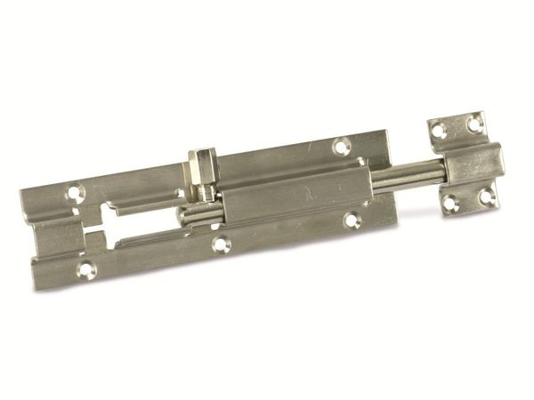 Edelstahl-Riegel, rostfrei, 150 mm