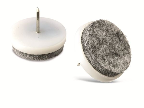 filzgleiter mit nagel online kaufen. Black Bedroom Furniture Sets. Home Design Ideas