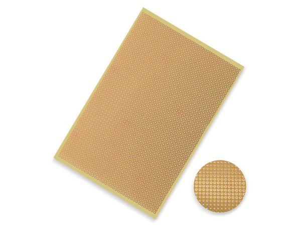 Punktrasterplatine, 150x100 mm