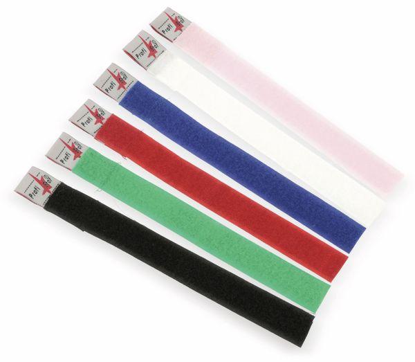 Klettband-Set, 6-teilig - Produktbild 1