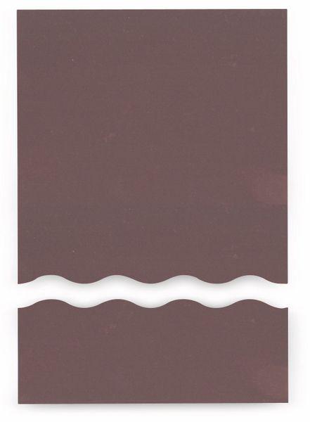 Platine Kupferplatte 75x100 mm Hartpapier