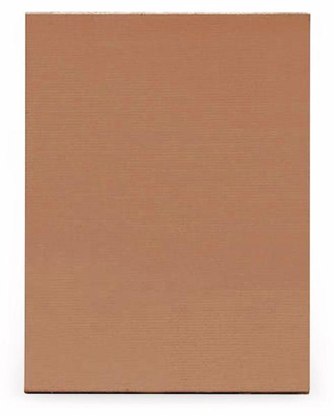 Platine Kupferplatte 160x100 mm Epoxydharz