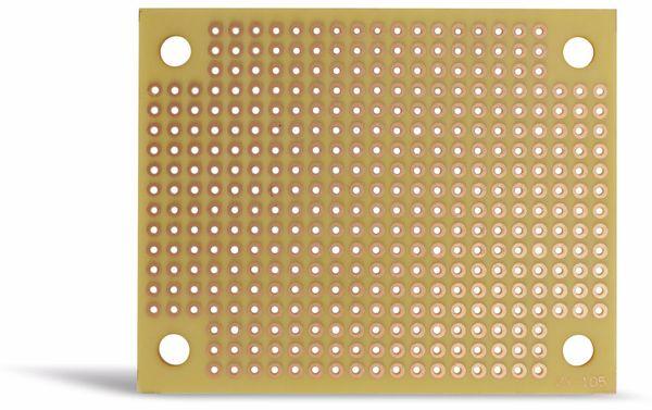 Punktrasterplatine 378 Kontakte 5 Stück