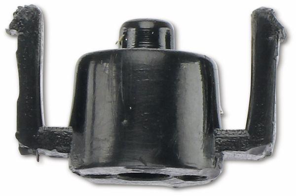 Snap-in Leiterplatten-Abstandshalter, H 5,5 mm, 10 Stück