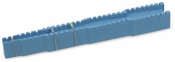 Abbiegevorrichtung für Bauteile