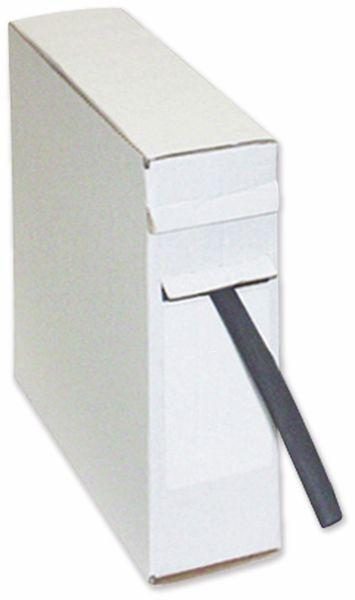 Schrumpfschlauch-Box 1,6/0,8, schwarz, 2:1, 12 m - Produktbild 2
